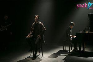 Quang Trung bất ngờ tung MV cover ca khúc 'Mình yêu nhau từ kiếp nào' khiến khán giả 'hoang mang' về giọng hát