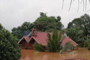 Hoàng Anh Gia Lai thuê trực thăng giải cứu công nhân tại Lào