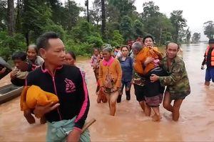 Thủ tướng Lào: 131 người mất tích, tìm được 26 thi thể