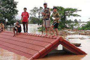 Công ty Việt Nam tham gia dự án thủy điện tại Lào công bố thông tin về sự cố