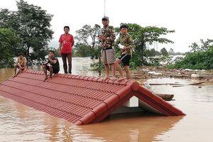 Vỡ đập thủy điện ở Lào ít ảnh hưởng tới Việt Nam