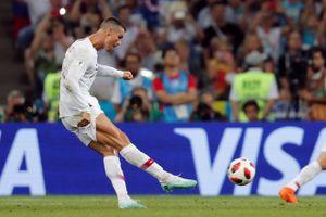 Ronaldo bị cạnh tranh quyết liệt ở giải The Best