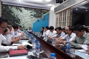 Họp khẩn ứng phó mưa lũ và sự cố vỡ đập ở Lào