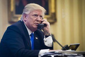 Vì sao Nhà Trắng ngừng công bố nội dung điện đàm của Tổng thống Trump?