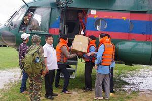 Chia sẻ khó khăn với nhân dân Lào trong sự cố đập thủy điện Xe Pian