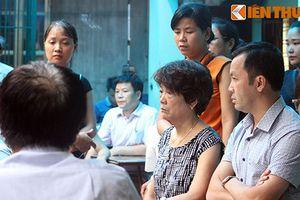 Rơi máy bay quân sự ở Nghệ An: Người thân phi công nghẹn ngào nhận tin dữ