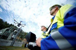 Công nghệ drone thống lĩnh dịch vụ công cộng châu Âu