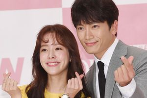 Ji Sung và Han Ji Min tình tứ khiến ai cũng ghen tị