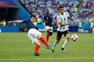 Siêu phẩm sút xa của hậu vệ tuyển Pháp đẹp nhất World Cup 2018
