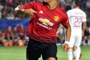 Kịch tính loạt sút 11m giúp M.U thắng AC Milan