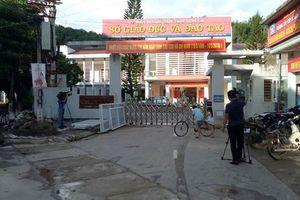 Khởi tố hình sự vụ gian lận điểm thi ở Sơn La, Phó giám đốc Sở GD&ĐT có liên quan