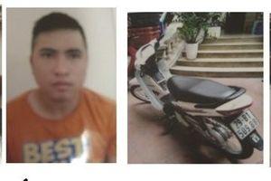 Hà Nội: Bắt ổ nhóm chuyên trộm cắp xe máy để lấy tiền chơi game