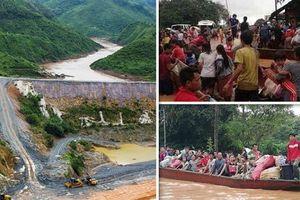 Vỡ đập thủy điện Lào: Phát hiện thêm nhiều điểm bất thường ở đập Xe-Pain Xe-Namnoy