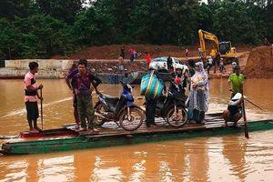 Thủ tướng Lào: Đập thủy điện vỡ là thảm họa tồi tệ nhất mà đất nước phải gánh chịu