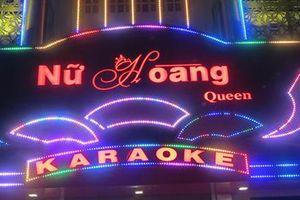 Gây sự tại quán karaoke, hành hung Công an phường