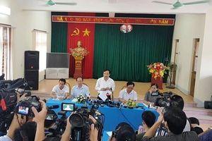 Khởi tố vụ án hình sự đối với sai phạm liên quan đến kỳ thi THPT tại Sơn La