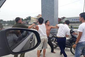 Hải Dương: Phóng viên bị hành hung khi đang tác nghiệp