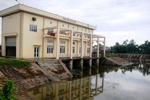 Đầu tư hệ thống thủy lợi Hà Nội: Ưu tiên công trình cấp bách