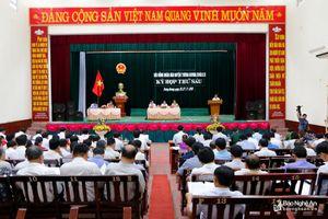 HĐND các huyện Kỳ Sơn, Tương Dương khai mạc kỳ họp thứ 6