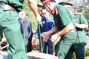 Thừa Thiên Huế: Quản lý tốt nơi yên nghỉ của các anh hùng liệt sĩ
