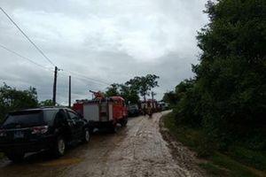 Nghệ An: Công tác tìm kiếm 2 phi công sau tai nạn gặp nhiều khó khăn