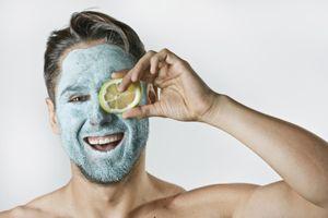 Top 3 'cơn lốc' mặt nạ trái cây cho nam giới