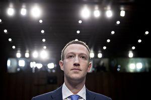 Facebook rớt giá thảm nhất lịch sử chứng khoán Mỹ