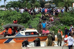Vỡ đập: Thủ tướng Lào nói khả năng có sai sót trong xây dựng