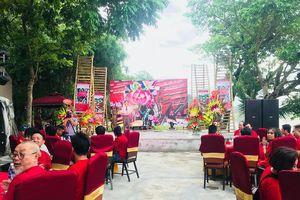 Gần 100 nghệ sĩ tham gia hoạt động mỹ thuật 'Mùa hè với di sản'