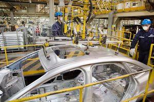 Ford đạt mục tiêu giảm thiểu lượng CO2 trong sản xuất sớm 8 năm