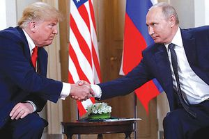 Tổng thống Putin nhận lời mời tới thăm Nhà Trắng