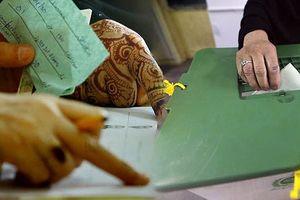 Kết quả bầu cử Pakistan bị chậm lại do lỗi phần mềm trực tuyến