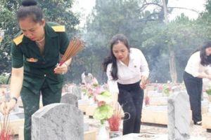 Tri ân các anh hùng liệt sỹ tại Quảng Trị