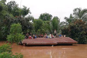 Vỡ đập thủy điện Lào dưới góc nhìn tiến sĩ địa chất Việt Nam