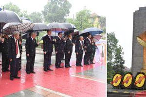 Nhiều hoạt động kỷ niệm Ngày Thương binh - Liệt sĩ 27-7