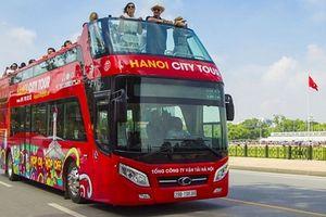 Sẽ mở thêm tuyến buýt 2 tầng City tour Thăng Long - Hà Nội