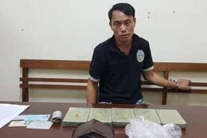 Lạng Sơn: Bắt đối tượng vận chuyển 5 bánh heroin với giá 10 triệu đồng