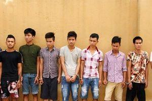 Thanh Hóa: Triệt phá thành công chuyên án, bắt giữ 9 đối tượng chuyên trộm cắp xe máy