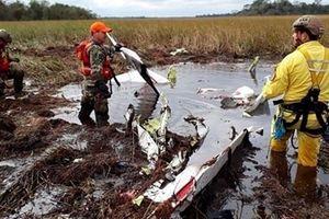 Máy bay rơi, Bộ trưởng và thứ trưởng Nông nghiệp Paraguay thiệt mạng