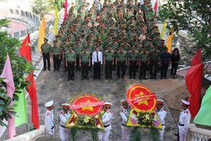 Lễ khánh thành Nhà lưu niệm Bệnh xá Ban An ninh Trung ương Cục miền Nam