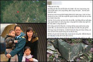 Vụ máy bay rơi ở Nghệ An: 'Những người ở lại rất đau đớn nhưng sẽ luôn tự hào về bạn!'