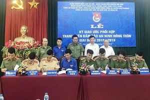 Phối hợp đảm bảo an ninh vùng ngoại thành Hà Nội