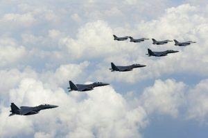 Máy bay quân sự Trung Quốc xâm nhập KADIZ Hàn Quốc