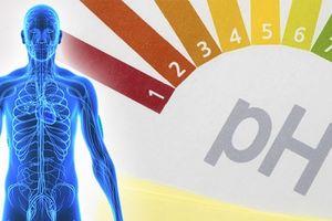 Làm thế nào để cân bằng độ pH trong cơ thể?