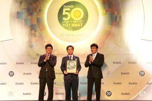 Tập đoàn Xây dựng Hòa Bình lọt 'Top 50 công ty niêm yết tốt nhất Việt Nam 2018'