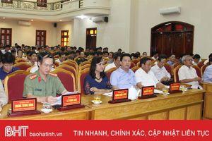 Tổ chức thực hiện hiệu quả công tác nội chính, phòng chống tham nhũng
