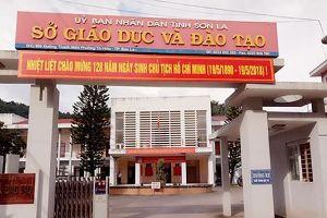 Công an tỉnh Sơn La khởi tố hình sự vụ sửa điểm thi kỳ thi THPT quốc gia