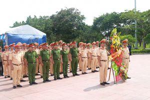 Công an tỉnh Thừa Thiên Huế với nhiều hoạt động nhân ngày thương binh liệt sỹ