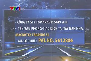 Khuyến cáo doanh nghiệp Việt không giao dịch với một công ty tại Morocco