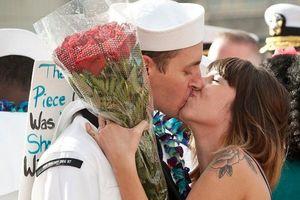 Lính hải quân 'thiệt thòi' trong đời sống hôn nhân